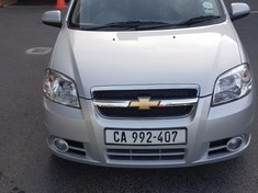 2015 Chevrolet Aveo 1.6 Ls 5dr At  Western Cape Kaapstad