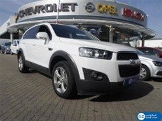 2013 Chevrolet Captiva 2.4 Lt At  Western Cape Tygervalley