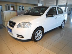 2015 Chevrolet Aveo 1.6 Ls At  Western Cape Vredenburg
