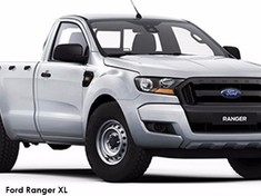 2017 Ford Ranger 2.2TDCi XL Single Cab Bakkie Limpopo Polokwane