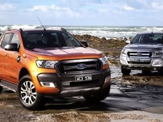 2017 Ford Ranger 3.2TDCi XLT 4X4 Auto Double Cab Bakkie Limpopo Polokwane
