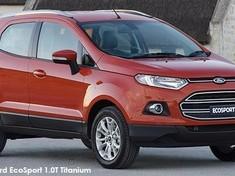 2017 Ford EcoSport 1.5TDCi Titanium Limpopo Polokwane