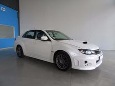 2012 Subaru Impreza 2.5 Wrx  Gauteng Pretoria