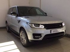 2015 Land Rover Range Rover Sport 5.0 V8 SC HSE DYNAMIC Mpumalanga Witbank