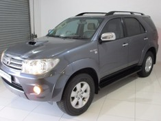 2011 Toyota Fortuner 3.0d-4d Rb At  Western Cape Cape Town