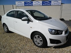 2013 Chevrolet Sonic 1.6 Ls At Western Cape Diep River