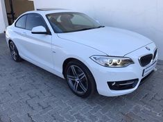 2016 BMW 2 Series 220i Sport Line Auto Gauteng Johannesburg