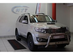 2015 Toyota Fortuner 3.0d-4d 4x4 At  Mpumalanga Barberton