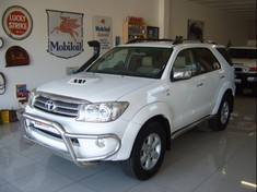 2010 Toyota Fortuner 3.0d-4d Rb 4x4  Western Cape George
