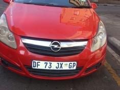 2008 Opel Corsa 1.4i Gauteng Johannesburg