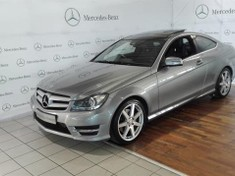2012 Mercedes-Benz C-Class C350 Be Coupe At  Western Cape Cape Town