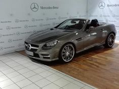 2012 Mercedes-Benz SLK-Class Slk 350 At  Western Cape Cape Town