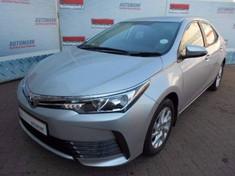 2017 Toyota Corolla 1.8 Prestige Mpumalanga Middelburg