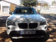 2012 BMW X1 Xdrive20d At  Gauteng Jeppestown