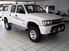 1999 Toyota Hilux 2700i Raider 4x4 Pu Dc Gauteng Nigel