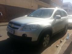 2010 Chevrolet Captiva 2.4 Lt  Gauteng Johannesburg
