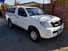 2011 Toyota Hilux 2.5 D-4d Srx Rb Pu Sc  Gauteng Pretoria