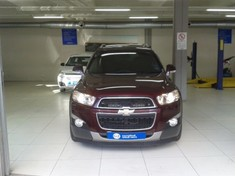 2012 Chevrolet Captiva 2.2d Ltz 4x4 At  Western Cape Fish Hoek