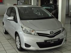 2013 Toyota Yaris 1.3 CVT 5-Door Western Cape Cape Town