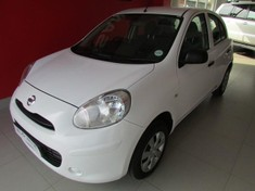 2012 Nissan Micra 1.2 Visia Insync 5dr d86v  Free State Welkom