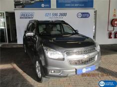 2013 Chevrolet Trailblazer 2.8 Ltz 4x4  Western Cape Goodwood