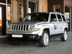 2011 Jeep Patriot 2.4 Limited  Cvt At  Gauteng Vereeniging