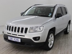 2012 Jeep Compass 2.0 Cvt Ltd  Gauteng Boksburg