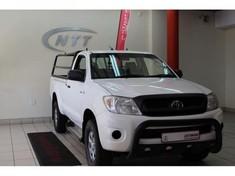2011 Toyota Hilux 2.5 D-4d Srx 4x4 Pu Sc  Mpumalanga Barberton