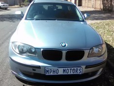 2010 BMW 1 Series 116i 5dr At f20  Gauteng Johannesburg