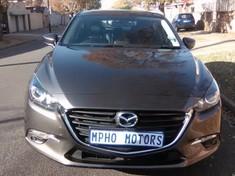 2016 Mazda 3 1.6  Gauteng Johannesburg