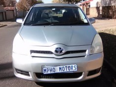 2006 Toyota Verso 1.6 S  Gauteng Johannesburg