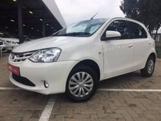 2016 Toyota Etios 1.5 Xs 5dr  Gauteng Centurion