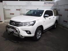 2016 Toyota Hilux 4.0 V6 Raider 4x4 Double Cab Bakkie Auto Gauteng Pretoria