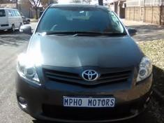 2010 Toyota Auris 1.6 Sport X  Gauteng Johannesburg