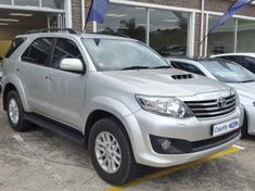2014 Toyota Fortuner 3.0d-4d 4x4 At  Kwazulu Natal Port Shepstone