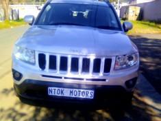 2013 Jeep Compass 2.0 Crd Limited  Gauteng Jeppestown