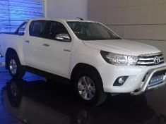 2016 Toyota Hilux 2.8 GD-6 Raider 4X4 Double Cab Bakkie Auto Limpopo Polokwane