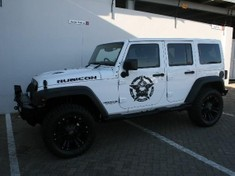 2015 Jeep Wrangler Unltd Rubicon 3.6l V6 At  Gauteng Roodepoort