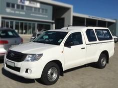 2012 Toyota Hilux 2.5 D-4d S Pu Sc  Eastern Cape Port Elizabeth