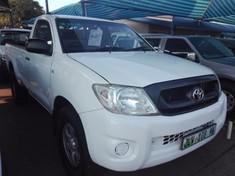 2011 Toyota Hilux 2.5 D-4d Srx 4x4 Pu Sc  Gauteng Pretoria