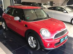 2012 MINI One 1.6  Gauteng Pretoria