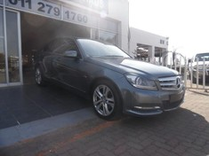 2012 Mercedes-Benz C-Class C200 Be Avantgarde At  Gauteng Roodepoort