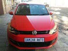 2012 Volkswagen Polo 1.6 Comfortline Gauteng