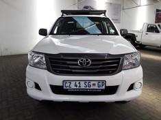 2014 Toyota Hilux 2.5d-4d Srx 4x4 Pu Dc Mpumalanga Middelburg