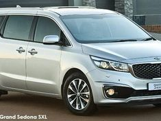2017 Kia Sedona 2.2D EX Auto Gauteng Randburg