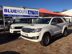 2015 Toyota Fortuner 3.0d-4d Rb At Western Cape Cape Town
