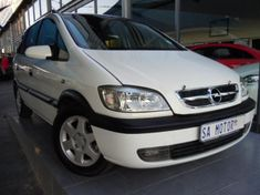 2005 Opel Zafira 2.2 Elegance At  Gauteng Randburg