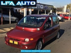 2003 Fiat Multipla 1.9 Jtd Elx Gauteng Kempton Park