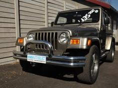 2005 Jeep Wrangler Sport St 6sp Gauteng Kempton Park