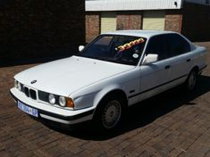 1992 BMW 5 Series 525i At m50 e34 Gauteng Kempton Park